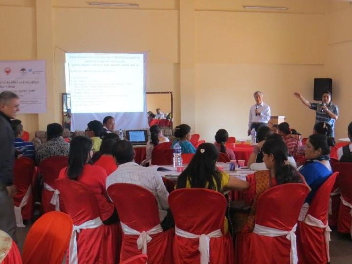 2nd Local Platform Workshops in Kathmandu, Nepal 1