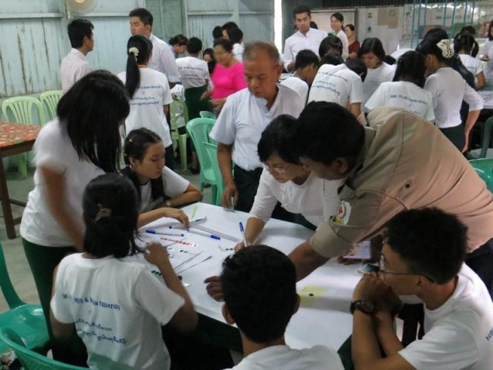 3rd Local Platform Workshop in Yangon 2