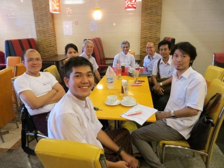 3rd Local Platform Workshop in Yangon 3