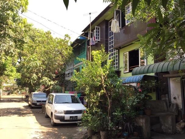 Taung Lon Pyan Ward - Min