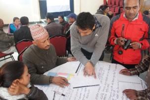 Action Planning Kathmandu 4